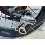 X3 Make city folding bicycle